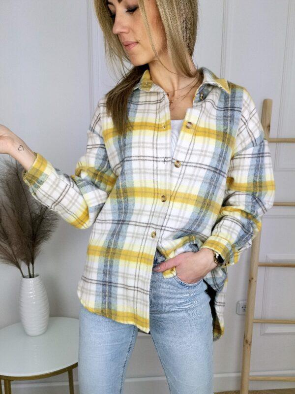 Koszula Rezi Flanelowa