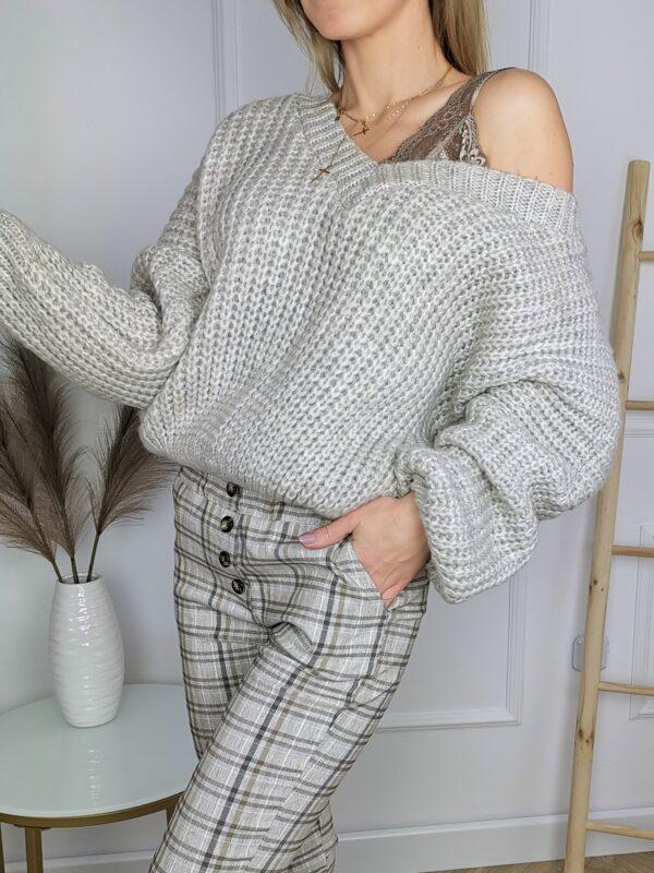 Sweter Vandet Beż 2021 02 18 23 14 25