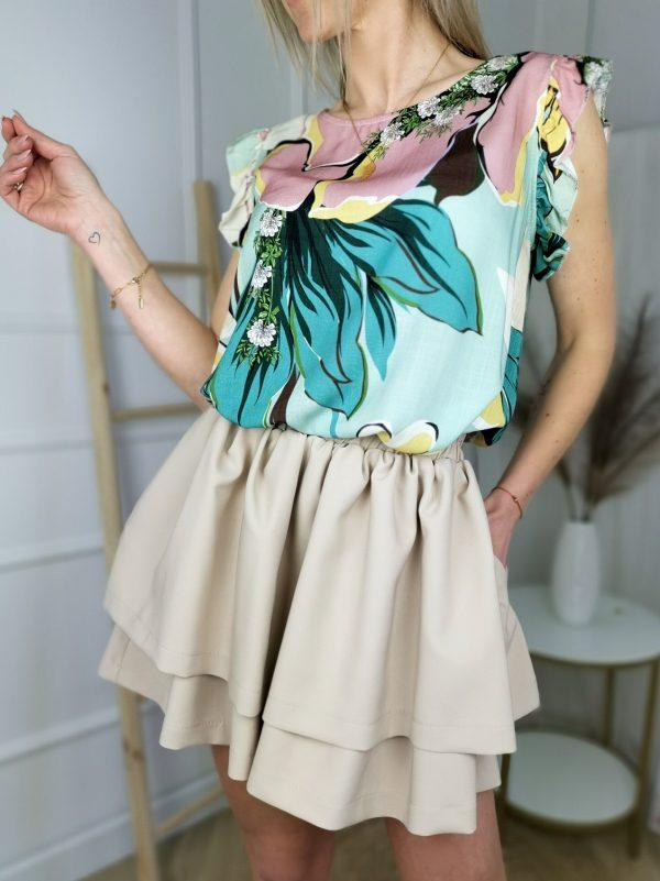 Bluzka Multi Floral