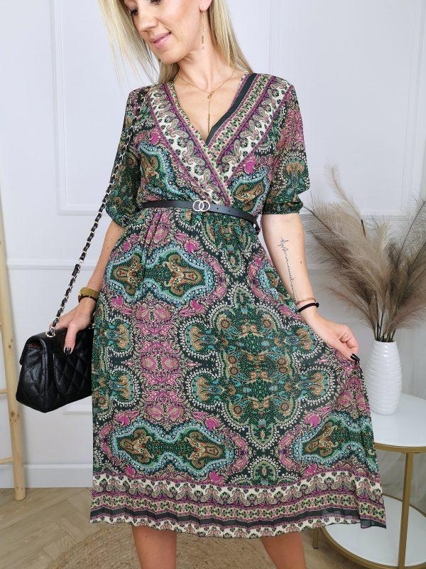 Sukienka Orient Green 2021 08 15 10 04 28