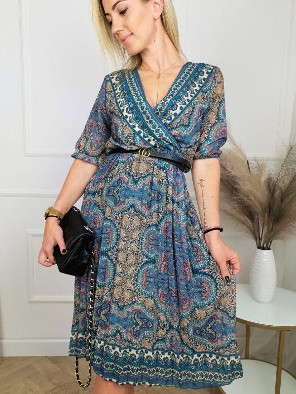 Sukienka Orient Blue 2021 08 16 00 44 15