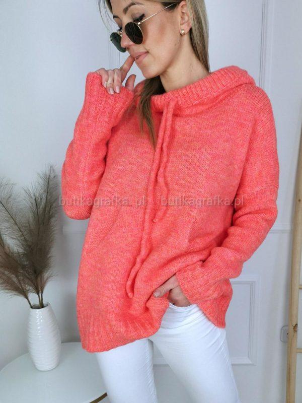 Sweter Sporty Orange