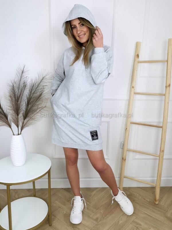 Sukienka Sporty II Grey