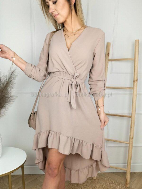 Sukienka Agrigo Beige