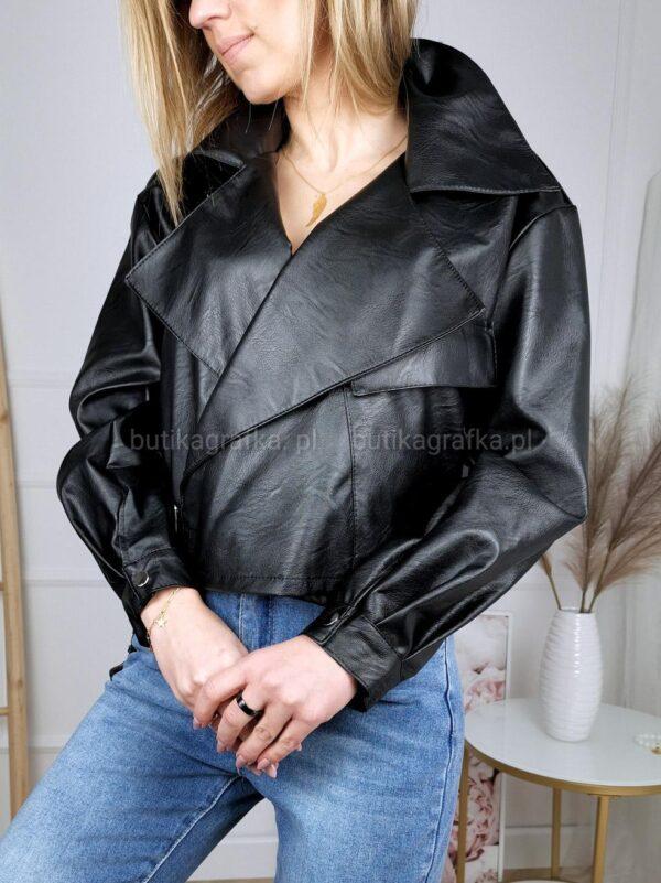 Kurtka Ramoneska Imany Oversize Black
