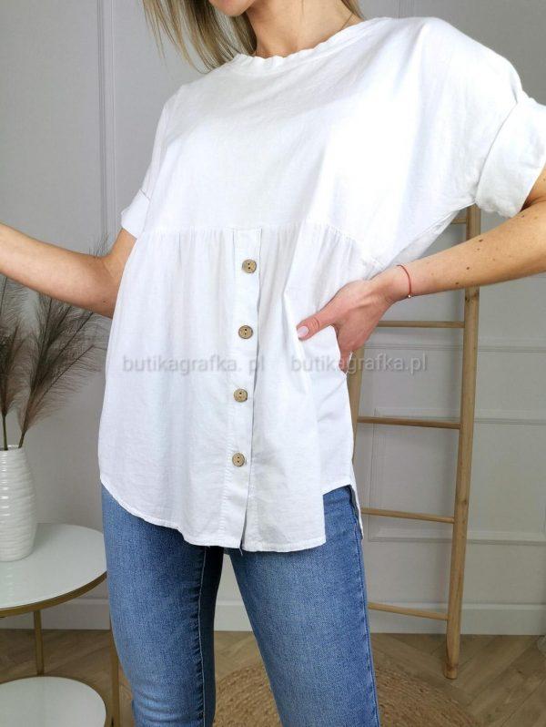 Bluzka Londa White