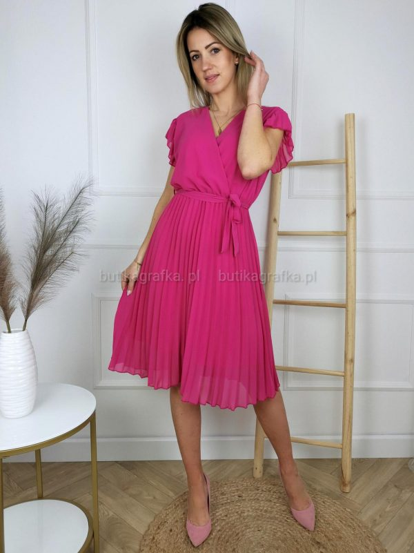 Sukienka Belisa Fuksja