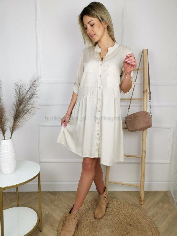 Sukienka Cintia Beige