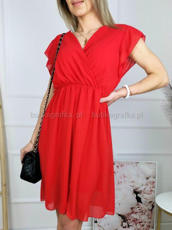 Sukienka Loft Red