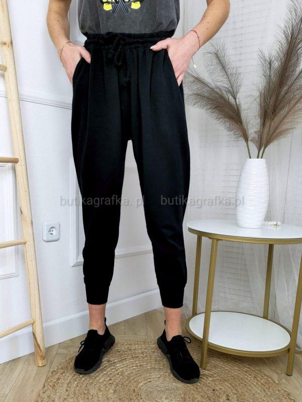 Spodnie Dresowe Black