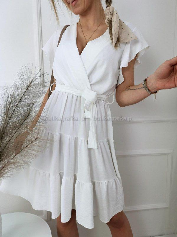Sukienka Doll White PSX 20210507 005126