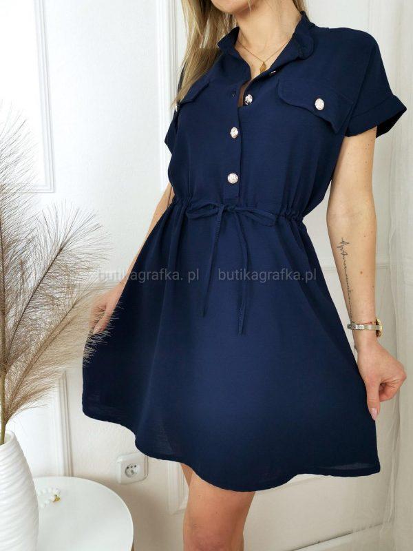 Sukienka Pettit Granat PSX 20210507 005430