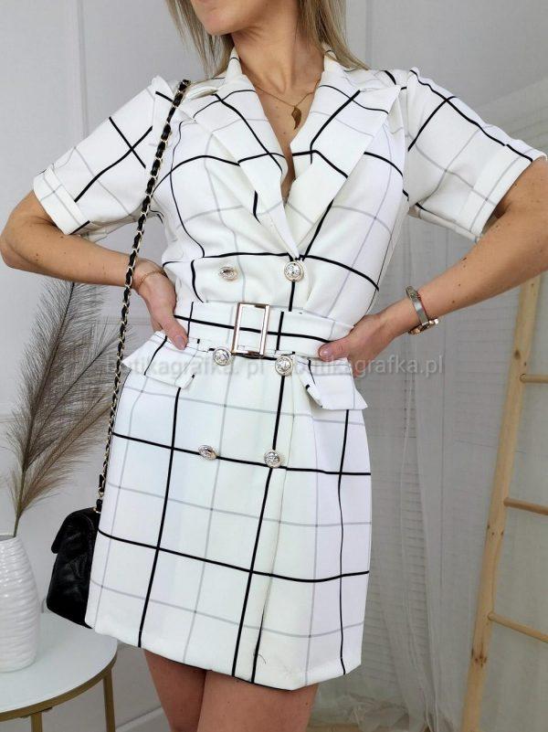 Sukienka Elegance Ecru PSX 20210507 005442