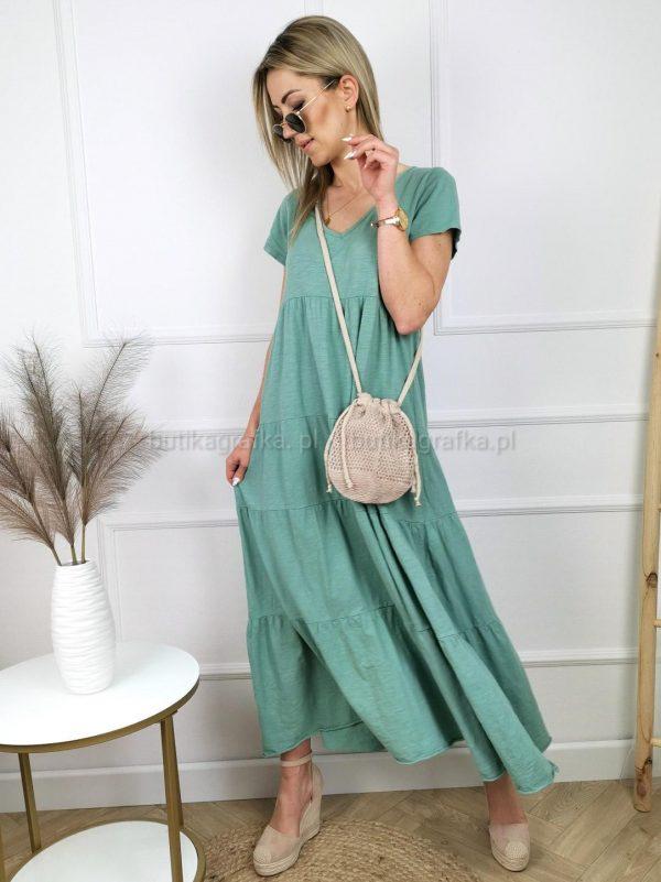 Sukienka Momo Maxi Seledyn PSX 20210521 003902