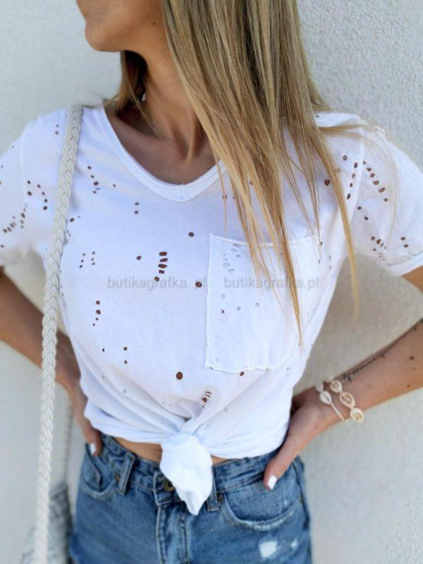 T-shirt Hole White PSX 20200604 234129